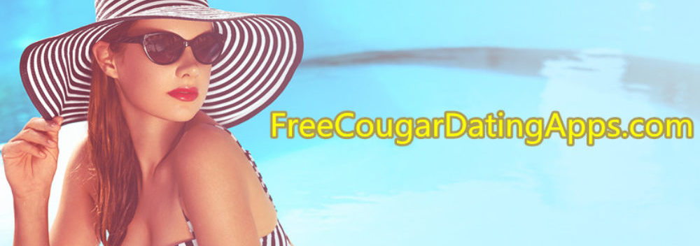 free cougar dating apps